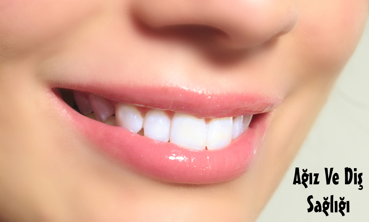 close up clean smile white