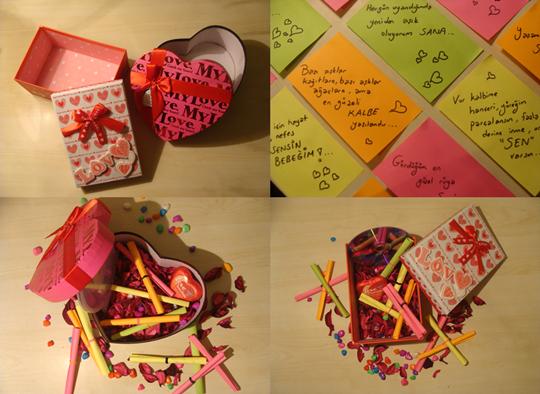 Sevgililer Gününde Sevgiliye Yapılabilecek Sürprizler