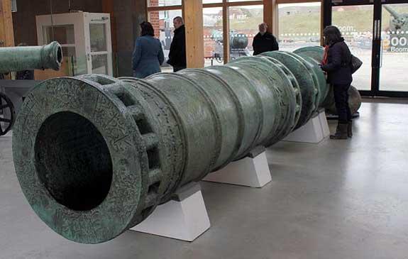 İstanbul Kuşatması Sırasında Hangi Silahlar Kullanılmıştır