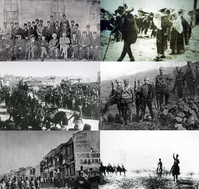 Mustafa Kemal Atatürk'ün Milli Mücadele'yi Başlatmak İçin Gittiği İllerin Adları Nelerdir