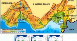 Akdeniz Bölgesindeki Dağların Özellikleri Nelerdir